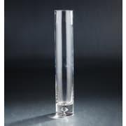 Diamond Star Glass Vase; 15.5'' H x 3'' W x 3'' D