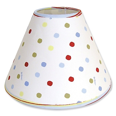 Trend Lab 10'''' Dr. Seuss 1 Fish 2 Fish Empire Lamp Shade