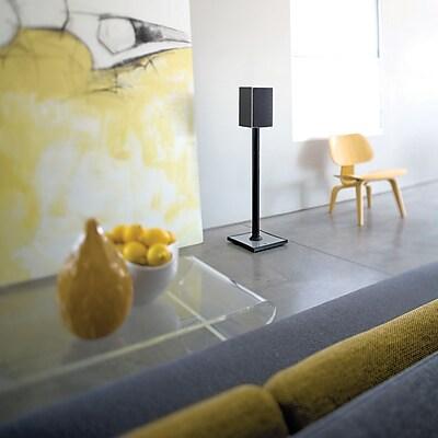 OmniMount Gemini series Adjustable Bookshelf Speaker Stand Set of 2