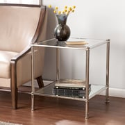 SEI Paschall End Table - Silver (CK4992)