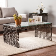 SEI Loni Woven Cocktail Table (CK5070)
