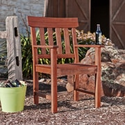 SEI Levens Hardwood Arm Chair - Natural(CR5699)