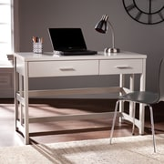 SEI Eldridge Craftsman Desk - Gray (HO7302)