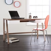 SEI Holly & Martin Hobbs Desk - Burnt Oak (HO7303)