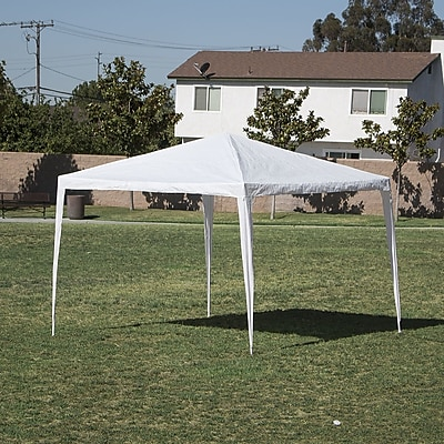 Belleze 10 Ft. W x 10 Ft. D Canopy; White WYF078279514500