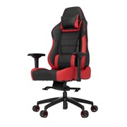 Vertagear High-Back Gaming Office Chair w/ Arms; Red