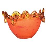 OK Lighting Girasol Glass Bowl