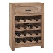 Laurel Foundry Alpine 16 Bottle Floor Wine Cabinet