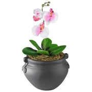 Artistic Products Phalaenopsis Artificial Orchid Table Top Plant