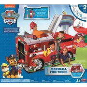 Playhut Paw Patrol Marshall Fire Truck Play Tent