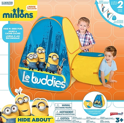 Playhut Minions Hide About Play Tent