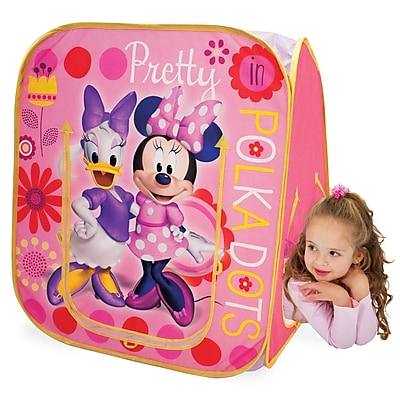 Playhut Minnie Mouse Hide N Play Play Tent