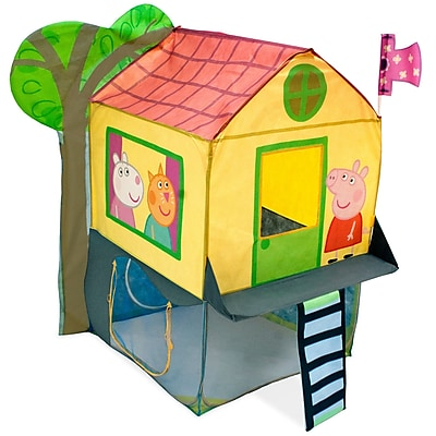 Playhut Peppa Pig Tree House Play Tent WYF078279529170