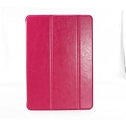 iPM Luxury PU Leather Smart Case for iPad Air-with Sleeping Function-Pink (PUSMRTCSEPI)