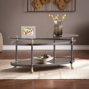 SEI Allesandro Cocktail Table - Gray (CK4730)