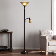 SEI Ferguson Floor Lamp -  Black (LT4102)