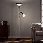 SEI Palmer Floor Lamp -  Copper (LT4152)