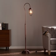 SEI Terrance Floor Lamp -  Copper (LT5122)