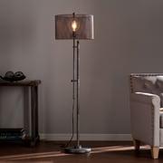 SEI Zylen Floor Lamp - Brushed Gunmetal (LT5182)