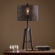 SEI Xerxes Table Lamp -  Black (LT5211)