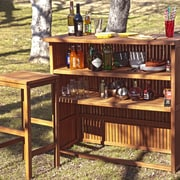 SEI Trinidad Outdoor Bar - Natural (OD6965)