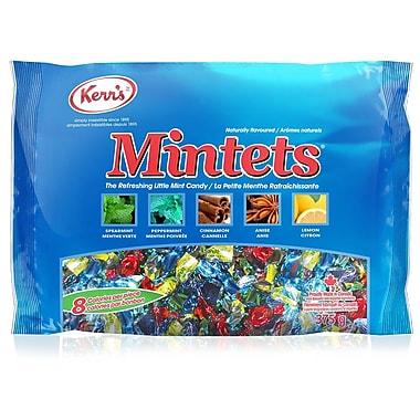 Kerr's – Petits bonbons Mintets, 375 g