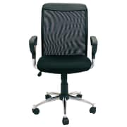 Furinno Hidup Low-Back Mesh Conference Chair
