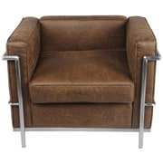 New Pacific Direct Randall Fabric Club Chair