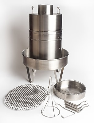 Orion Cooker Convection Outdoor Cooker and Turkey