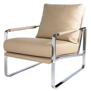 New Pacific Direct Zeppelin Vinyl Lounge Chair