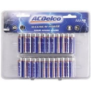 ACDelco Alkaline General Purpose Battery, AAA, 48/Pack (AC274)