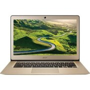 "Acer® CB3-431 NX.GJEAA.002 14"" Chromebook, LCD, Intel Celeron N3160 Quad-Core, 4GB RAM, Chrome OS, Gold"