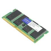 AddOn® KTT1066D3/4G-AAK 4GB (1x4GB) DDR3 SDRAM So-DIMM 204-pin DDR3-1066/PC3-8500 Notebook RAM Module