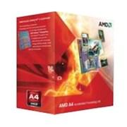 AMD A4-6320 Desktop Processor, 3.8 GHz, Dual-Core, 1MB Cache (AD6320OKHLBOX)