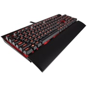 Corsair® K70 Rapidfire USB Wired Mechanical Gaming Keyboard, Black (CH-9101024-NA)