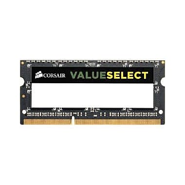 Corsair® CMSO16GX3M2A1600C11 16GB (2x8GB) DDR3 SDRAM So-DIMM 204-pin DDR3-1600/PC3-12800 RAM Module