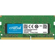 Crucial® CT4G4SFS8213 4GB (1x4GB) DDR4 SDRAM So-DIMM 260-pin DDR4-2133/PC4-17000 RAM Module