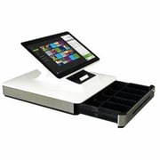 "ELO PayPoint 13.3"" All-in-One POS System, White (E301918)"