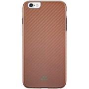 Evutec Karbon SI Kevlar Snap Case for iPhone 6/6s Plus, Rose Gold (AP-655-SI-KA5)