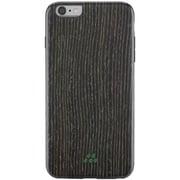 Evutec Wood SI Kevlar Snap Case for iPhone 6/6s Plus, Black Apricot (AP-655-SI-WA5)