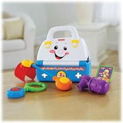 Fisher-Price® Laugh & Learn® Sing-a-Song Med Kit Toy, White/Blue, 6 - 36 Months (BFK39)