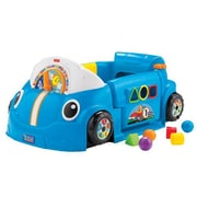 Fisher-Price® Laugh & Learn® Crawl Around Car Toy, Blue (DJD09)