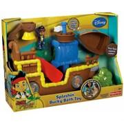 Fisher-Price® Jake and The Never Land Pirates: Splashin' Bucky Bath Toy (X4987)