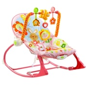 Fisher-Price® Infant to Toddler Rocker Sleeper, Pink Bunny (Y4544)