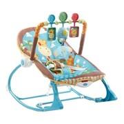 Fisher-Price® Infant to Toddler Rocker Sleeper, Jungle Fun (Y7872)