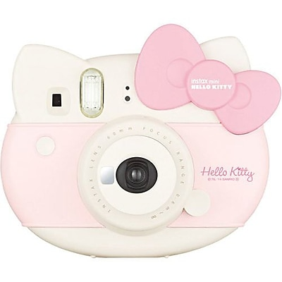 Fujifilm 600015241 Instax Mini Hello Kitty Instant Film Camera