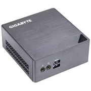 GIGABYTE™ BRIX Intel Core i3-6100U 1TB HDD 4GB RAM Windows 10 Home Desktop Computer