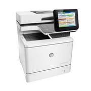 HP® LaserJet Enterprise Flow M577c Color Laser Multifunction Printer, B5L54A#BGJ, New
