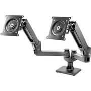 "HP® W3Z74UT 32"" Hot Desk 2nd Monitor Mounting Arm"