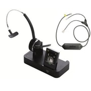 Jabra® 9470-14201-41 Pro 9470 Mono Wireless Headset with Link, Black